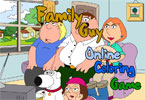 play Family Guy Online Coloring