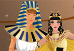 play Egyptian King And Queen