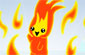 play Adventure Time Games Flambo'S Hot Mess