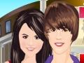 play Justin Bieber And Selena Gomez