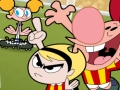 play Billy And Mandy Free Kick