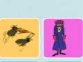 play Wacky Races Matching Pairs