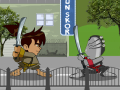 play Ben 10 Ninja