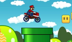 play Mario And Luigi Bike