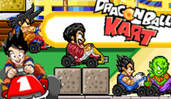 play Dragon Ball Z Kart