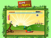 Play Flying fruits Game