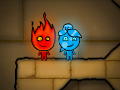 play Fire Boy And Water Girl In The Light Temple