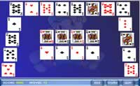 play Crescent Solitaire 2
