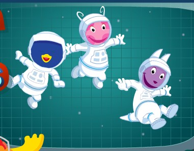 backyardigans mission to mars puzzles - photo #17