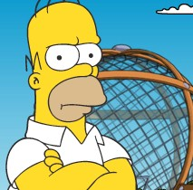 play Simpsons Ball Of Death