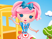 play Little Lea Loopsy Goes To School