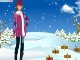 play Winter Girl Dress Up
