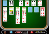 play Solitaire Cardz