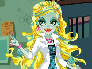 play Monster High Lagoona Blue