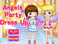 play Angels Party Dress Up