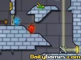 play Fire Boy And Water Girl 3 In Ice Temple