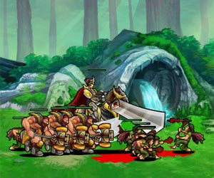 play Epic War 5