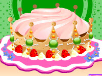 play Make Your Own Crown Cake