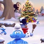 play The Smurfs: Snowball Fight