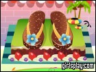 play Flip Flop Cake