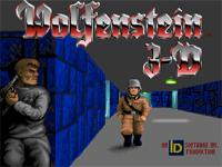 play Wolfenstein 3D