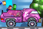play Barbie Truck
