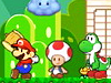 play Mario And Friends Defending The Castle