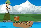play Ben 10 Fishing