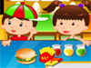 play Fast Food Rush