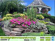 play Hidden Alphabet Flower Garden