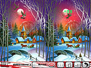 Y8, A10 New year s night 5 differences Game