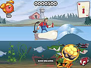 Y8, A10 Super dynamite fishing Game