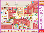 play Messy Kitchen Hidden Objects