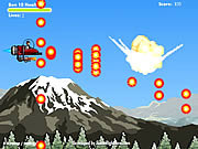 play Ben 10 Space Battles