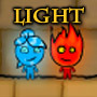 Fireboy And Watergirl - The Light Temple game