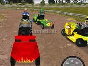 play Lawnmower Racing 3D