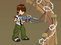 play Ben 10 Kills Zombies