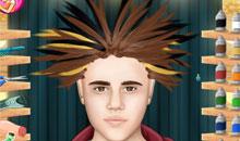 play Justin Bieber Real Haircuts