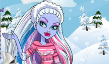 play Monster High Abbey Bominable