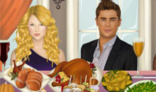 play Thanksgiving With Justin Bieber