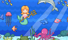 play Magical Underwater World