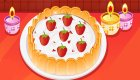 play Strawberry Shortcake Cooking