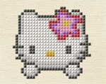 play Hello Kitty Sewing