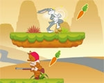 play Bugs Bunny Carrot Hunt
