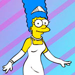play Marge Simpson