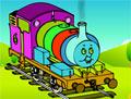 play Coloring Thomas