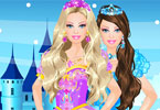 play Barbie Princess Dress Up