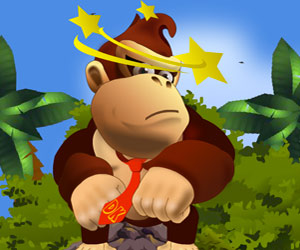 play Donkey Kong Jungle Ride