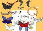 play Leon Cat Dress Up