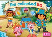 play Dora'S Pirate Boat Treasure Hunt